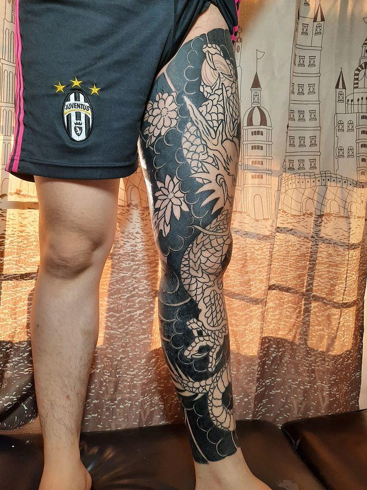 Tattoo Nhân Nguyễn xăm hình nghệ thuật đẹp nhất Pleiku Gia Lai