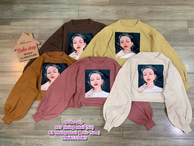 Bobo Shopgl Shop bán áo thun nữ đẹp và chất lượng nhất TP. Pleiku, Gia Lai
