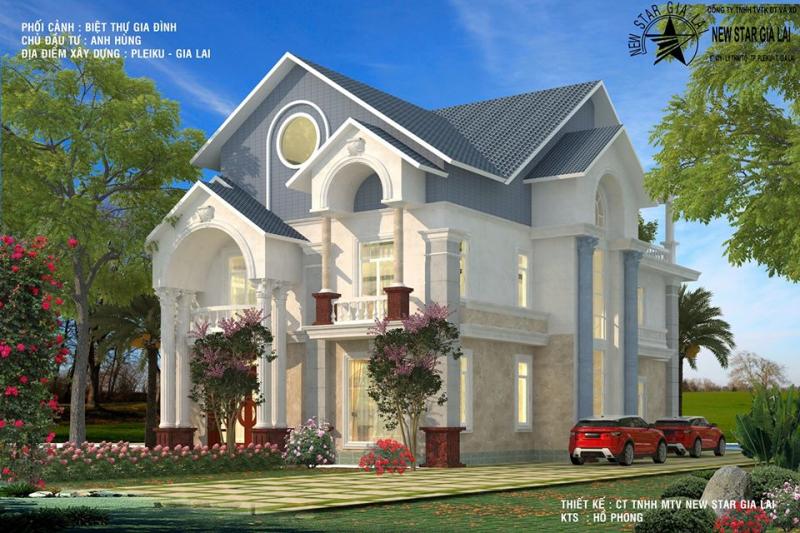 Công ty TNHH tư vấn thiết kế & đầu tư xây dựng New Star Gia Lai