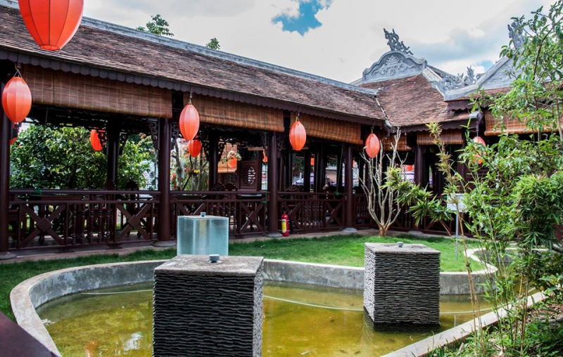 Huế Xưa Coffee & Tea Quán cafe ngon có view đẹp được yêu thích nhất ở Gia Lai