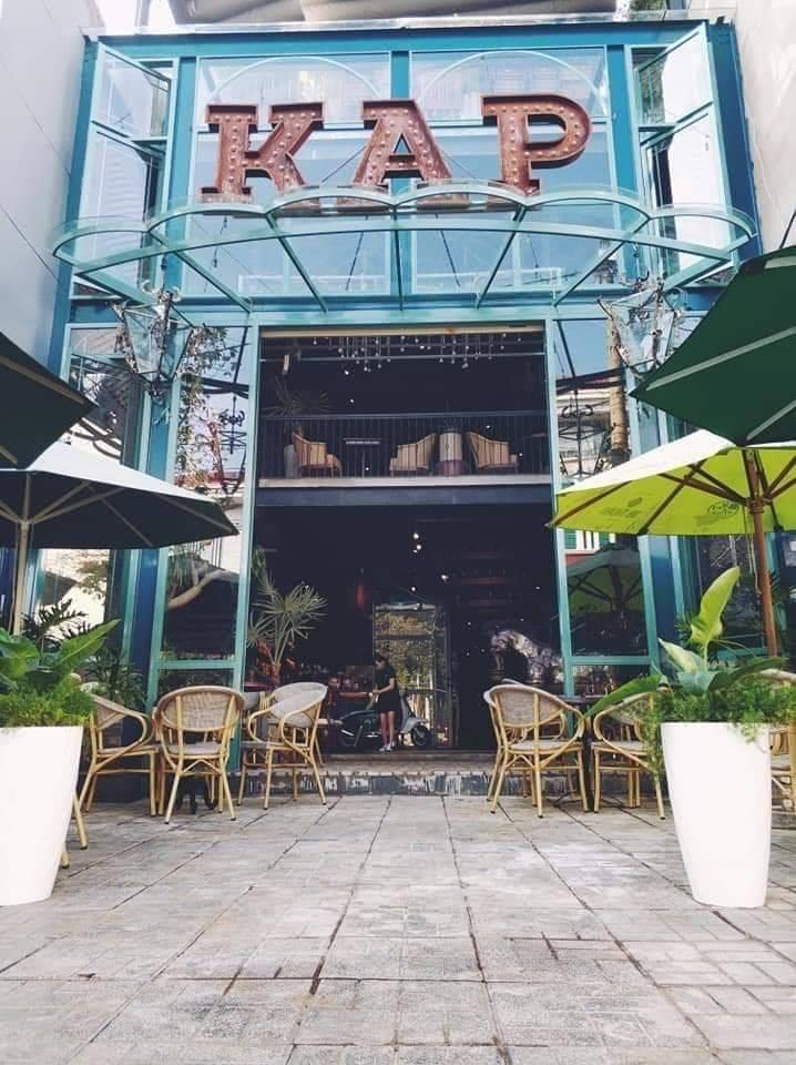 KAP Bistro Quán cafe ngon có view đẹp được yêu thích nhất ở Gia Lai