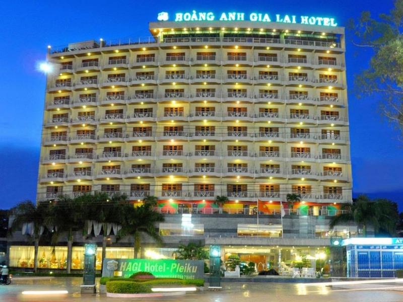 Khách sạn Hoàng Anh Gia Lai Khách sạn giá rẻ gần trung tâm Gia Lai