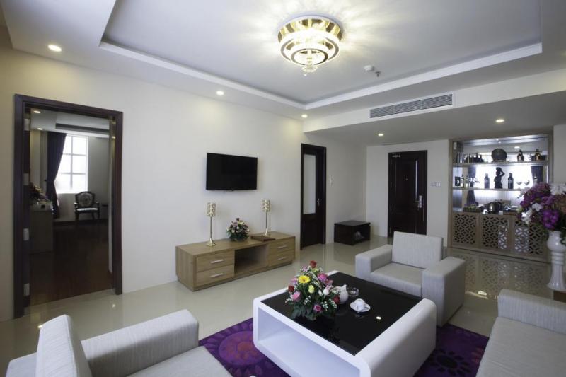 Khách sạn Khánh Linh Khách sạn giá rẻ gần trung tâm Gia Lai