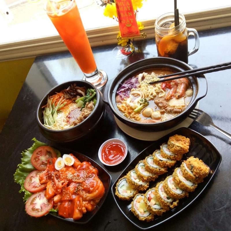 Mì cay Kitachi Gia Lai quán ăn Hàn Quốc ngon và chất lượng nhất TP. Pleiku, Gia Lai
