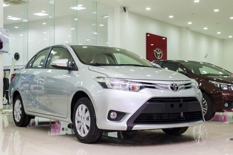 Toyota Gia Lai showroom ô tô chính hãng uy tín nhất Gia Lai